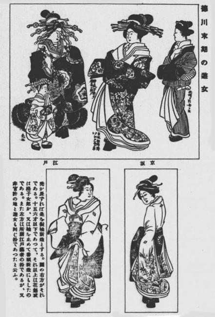 公娼9徳川末期の遊女1