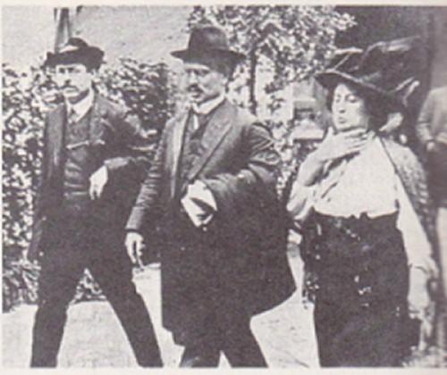 共産党リープクネヒトローザルクセンブルク