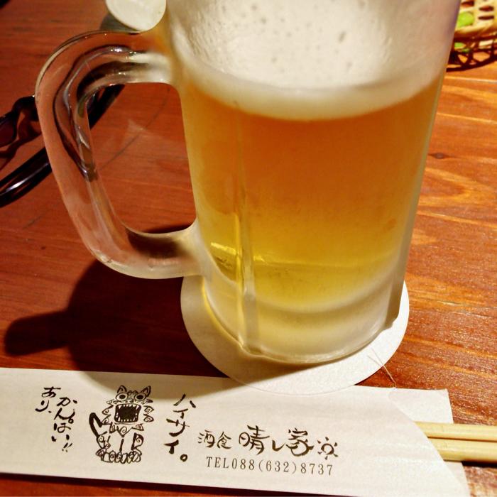 徳島 居酒屋 晴レ家