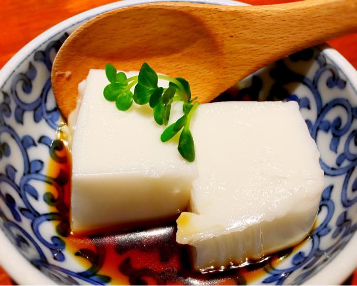 徳島 居酒屋 晴レ家 メニュー 豆腐