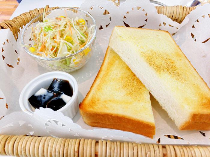 ルネ珈琲 トースト