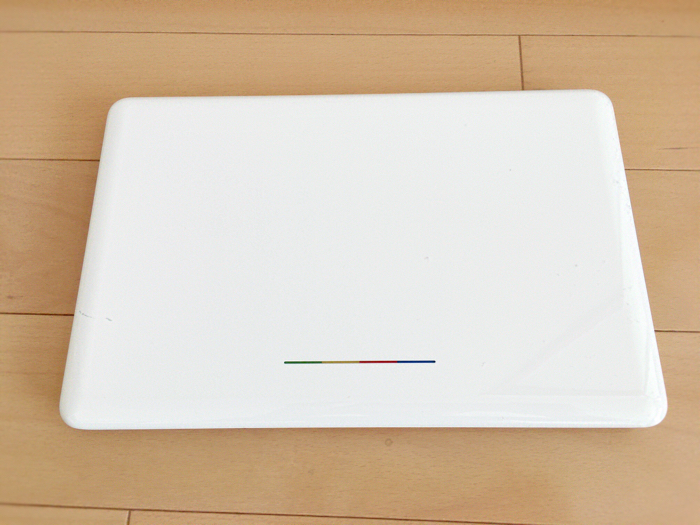 買ってよかったもの2016 Chromebook
