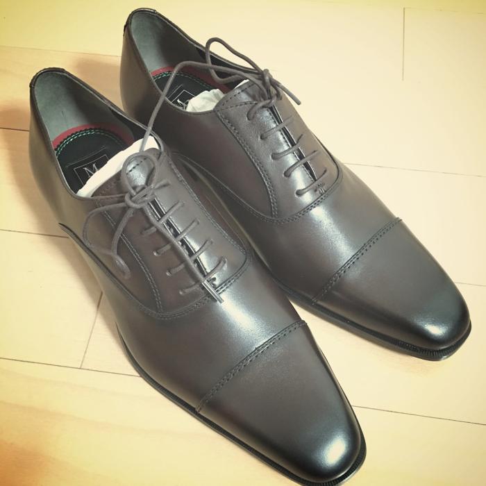 買ってよかったもの2016 モデロ革靴