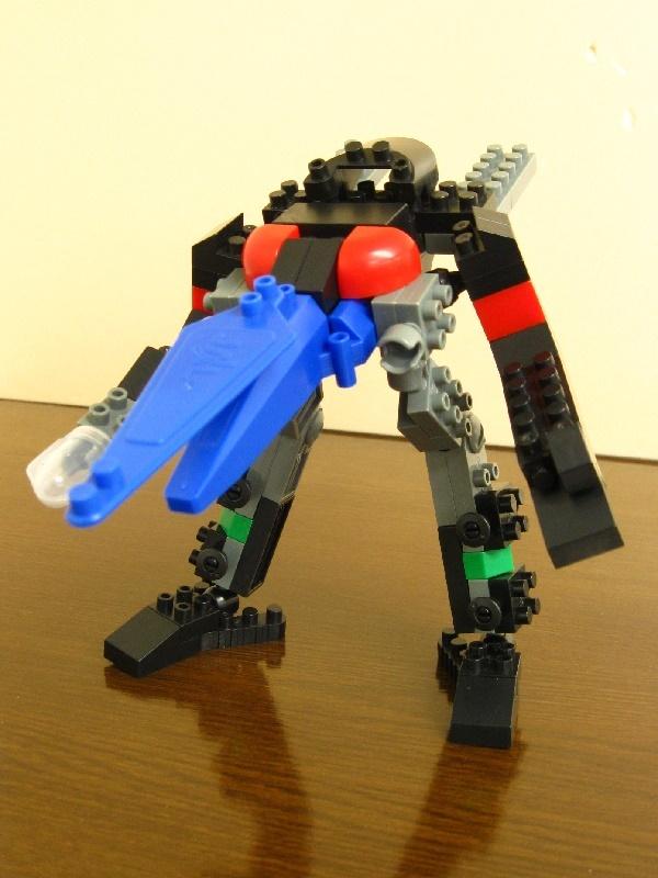 つー先生のレゴ作品(笑)