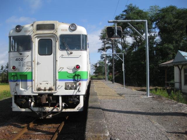 札沼線83