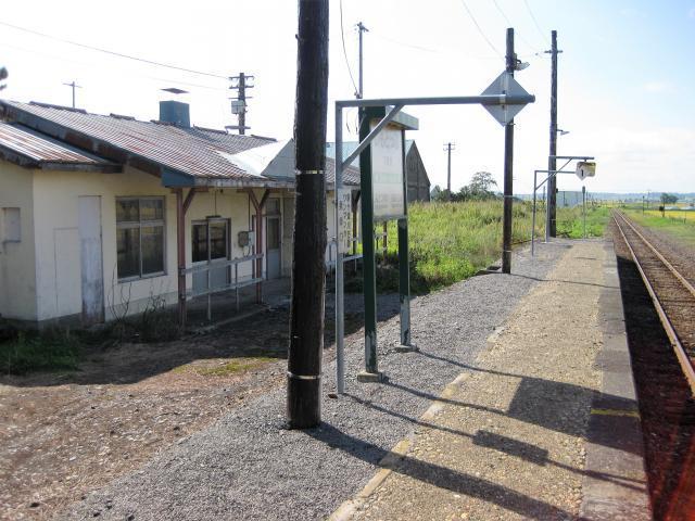 札沼線85