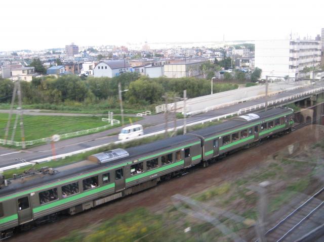 函館本線001