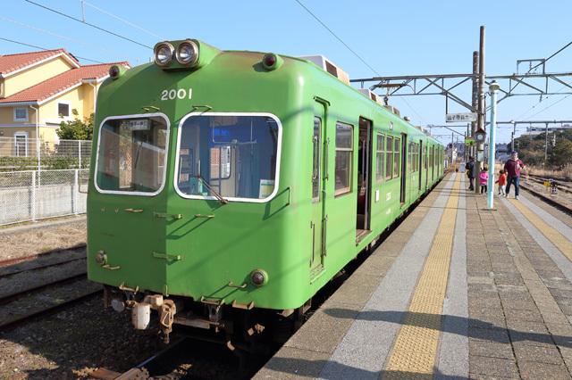 銚子電鉄2001