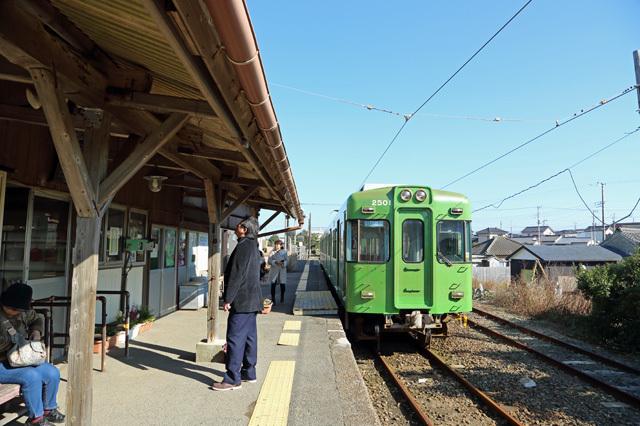 銚子電鉄・外川駅