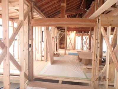 大坪の家 3