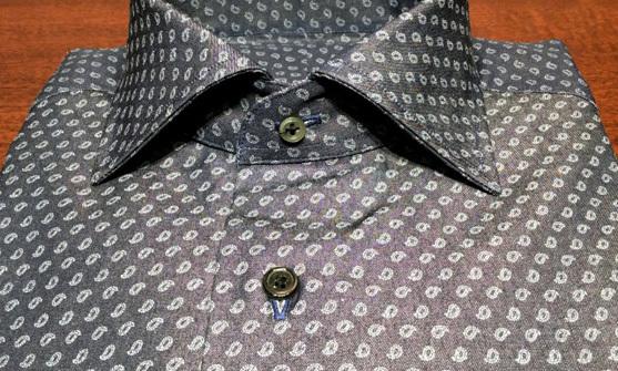 ビスポークシャツ