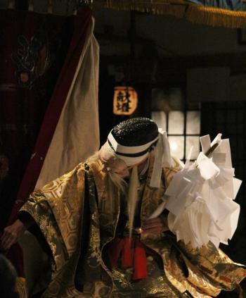 長尾組神楽団 岩戸6