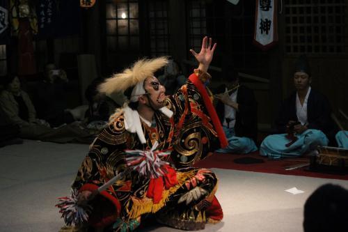 長尾組神楽団 尊神4