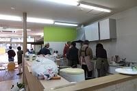 KS収穫祭キッチン