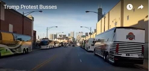 2016-11-17反トランプデモのバス