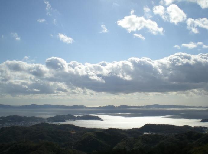 2016-12-14三ヶ根山からの景色