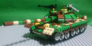 MT-72 赤獅子号