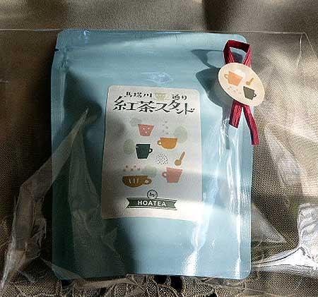 HOATEA和紅茶