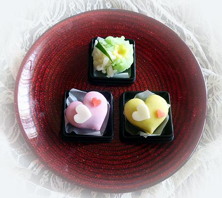 季節の和菓子Vt