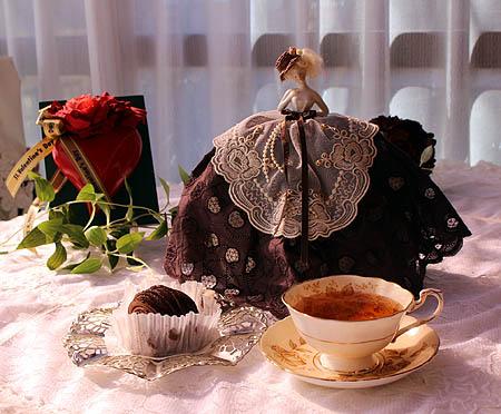 ベルギ-チョコモンブラン アッサム