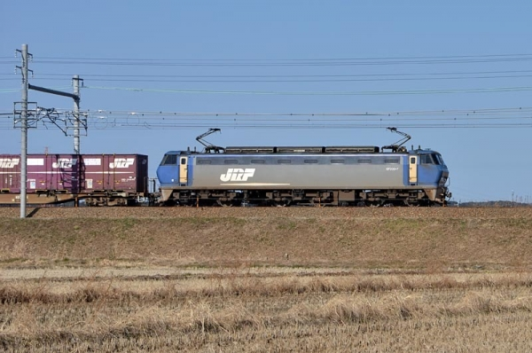 5054レ EF200代走