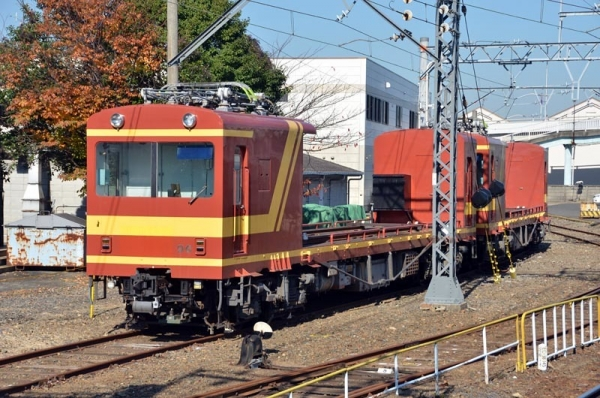 近鉄 モト96+94(2016年12月3日)