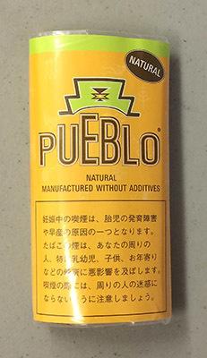 PUEBLO_NATURAL_ORANGE PUEBLO プエブロ・ナチュラルシャグ・オレンジ プエブロ 無添加シャグ