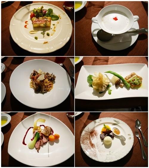 箱根ディナー