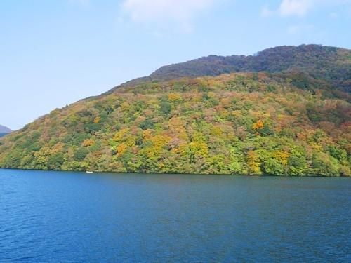 箱根 紅葉3