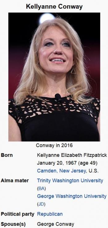 wikiKellyanne Conway