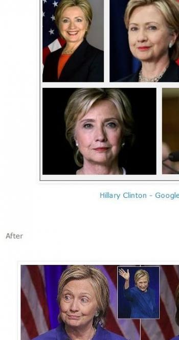 tokHillary Clinton