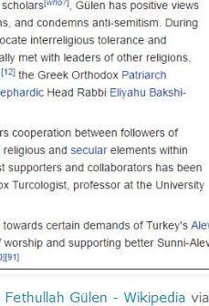 tokFethullah Gulen
