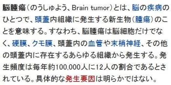 wiki脳腫瘍