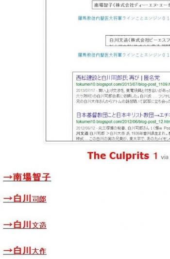 tokThe Culprits 1