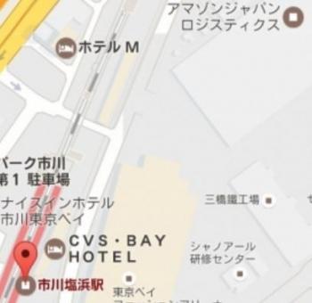 ten市川塩浜駅