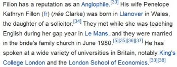 wikiFrancois Fillon