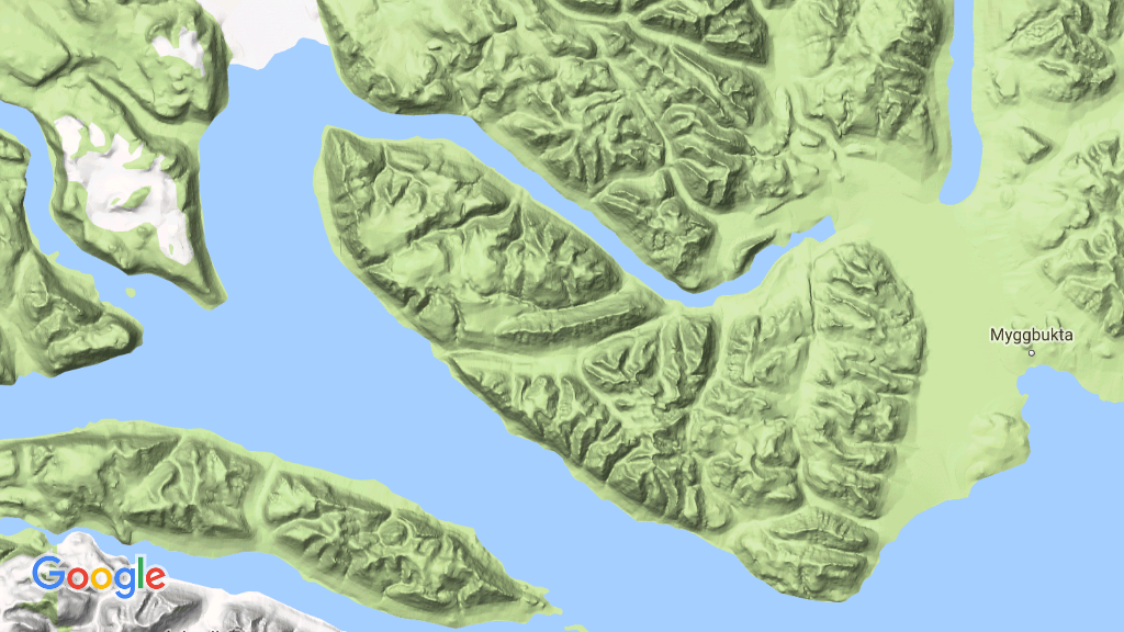 ノルウェーチンポ半島