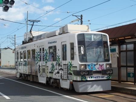 豊橋鉄道モ780形 メガワールド