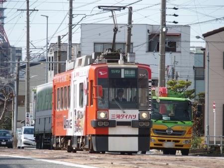 豊橋鉄道モ780形 三河ダイハツ