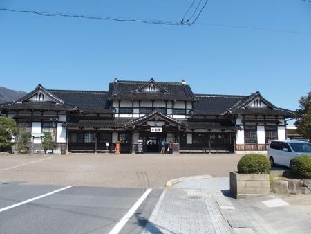旧大社駅 駅舎1