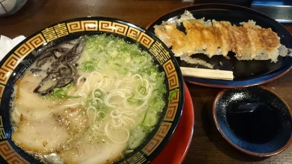 170112_08ラーメン餃子