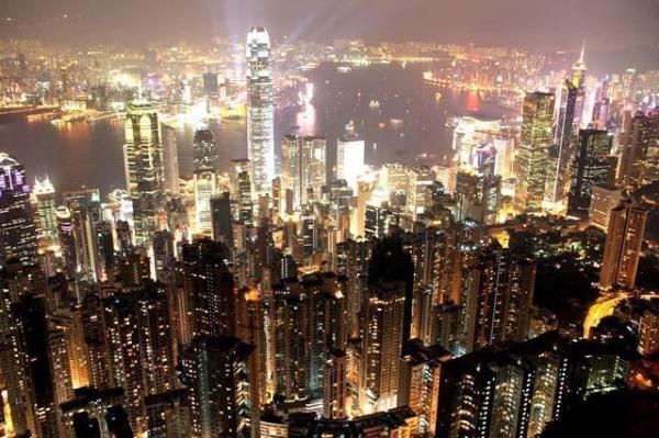香港夜景170123
