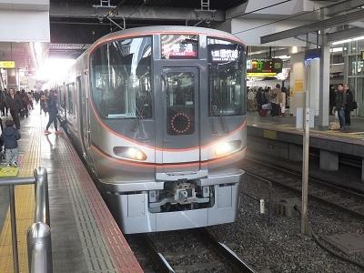 大阪環状線 変わりゆく電車たち 1