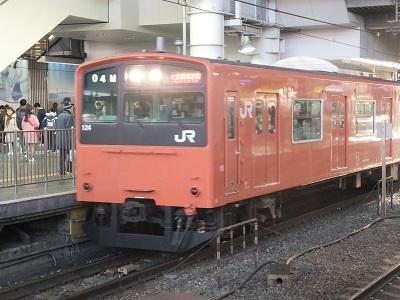 大阪環状線 変わりゆく電車たち 4