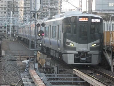 大阪環状線 変わりゆく電車たち 2