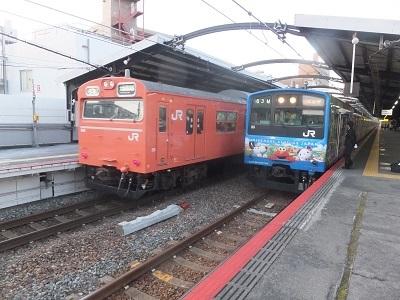 大阪環状線 変わりゆく電車たち 5