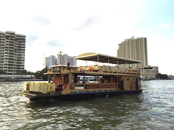 Supanniga Cruise_スパンニガークルーズ_バンコク_ディナークルーズ03