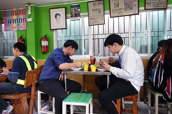 ムートート ジェージョン_バンコク_タイ料理_ラマ4ロータス05