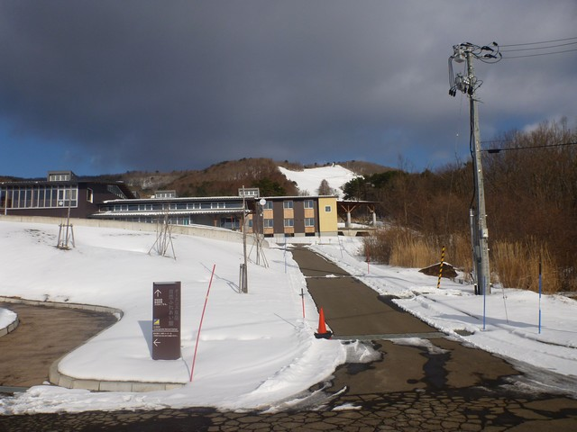 s01スキー場朝
