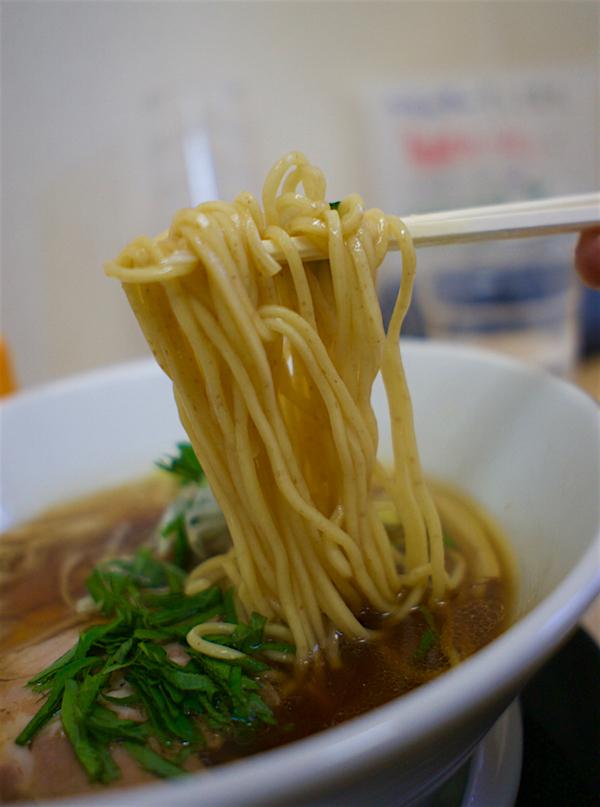 麺蔵あつお@栃木市倭町 醤油3